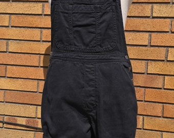 e71b006e4f 1980s Vintage Black Denim