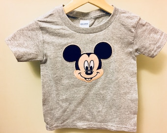 3T Boys Mickey Mouse Top