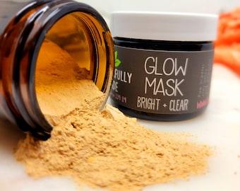 Glow Mask   Turmeric Clay Mask