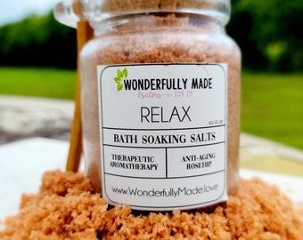 Relax   Bath Soaking Salts