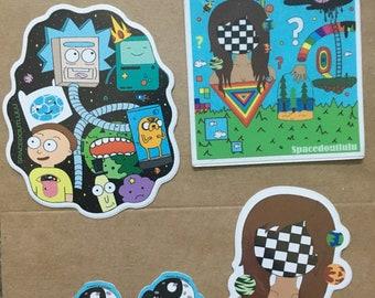 Waterproof Sticker Pack 3cdb141bce7