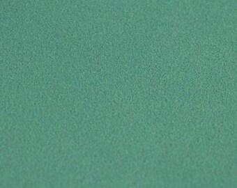 Fabric, Thermo flex, velvet, green 20x30cm effect