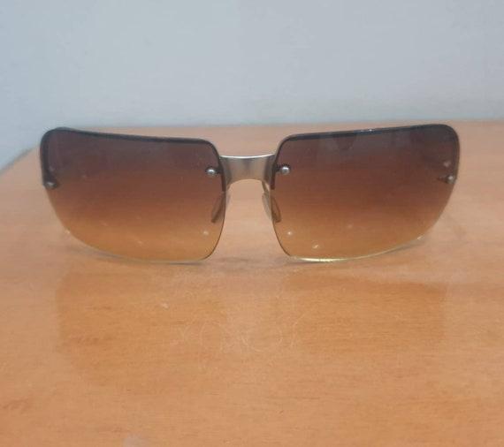 Prada sunglasses men lunettes man glamorous metal