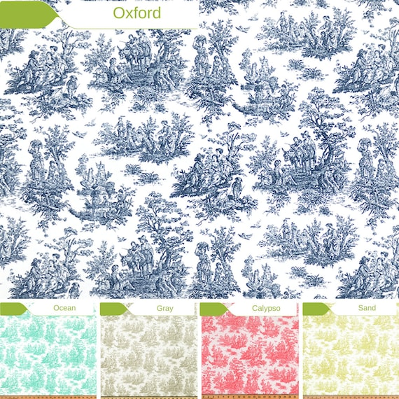 Premier Prints Outdoor Jamestown Fabric By The Yard
