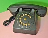 Vintage phone budawox. Carbolit