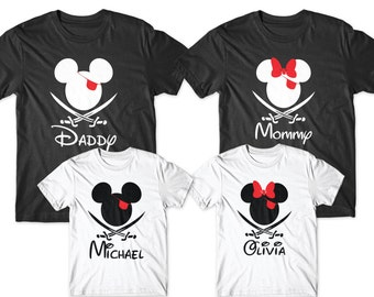 Family Disney shirts, Matching family shirts, Disney family shirts, Family vacation shirts, Disney trip shirts, Mickey shirt, Minnie tshirt