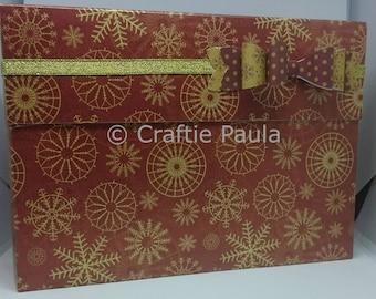 Christmas Stationery Box