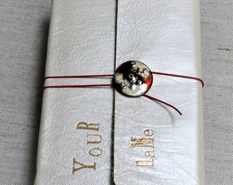 WEDDING TIME! As the diary Notebook but dedicated to bride and groom