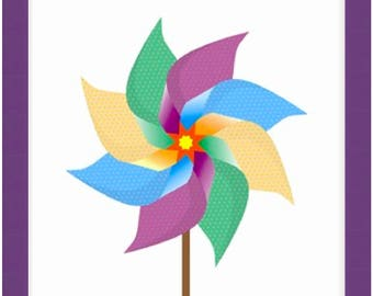 Wind Toy Wall Art Nursery Printable Digital Instant Download