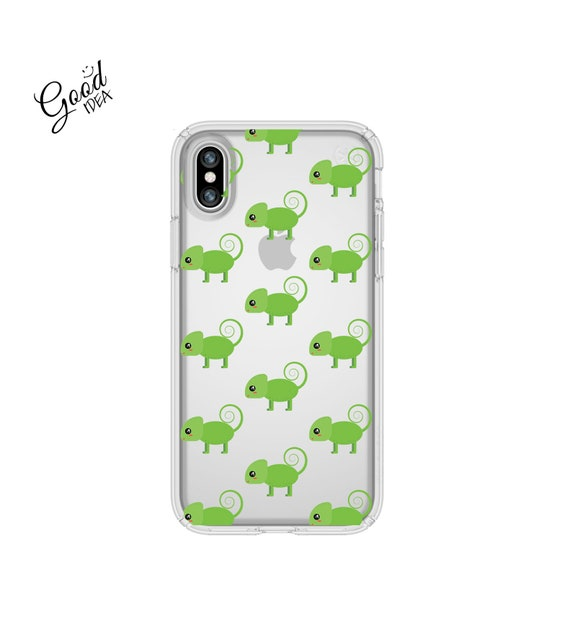 coque iphone xs cameleon