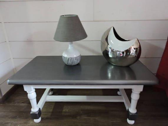 table basse relook e etsy. Black Bedroom Furniture Sets. Home Design Ideas