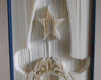 WIZARD Book fold Pattern