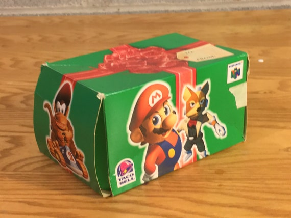Is Taco Bell Open On Christmas.Star Fox 64 Taco Bell Christmas Toys Free Shipping