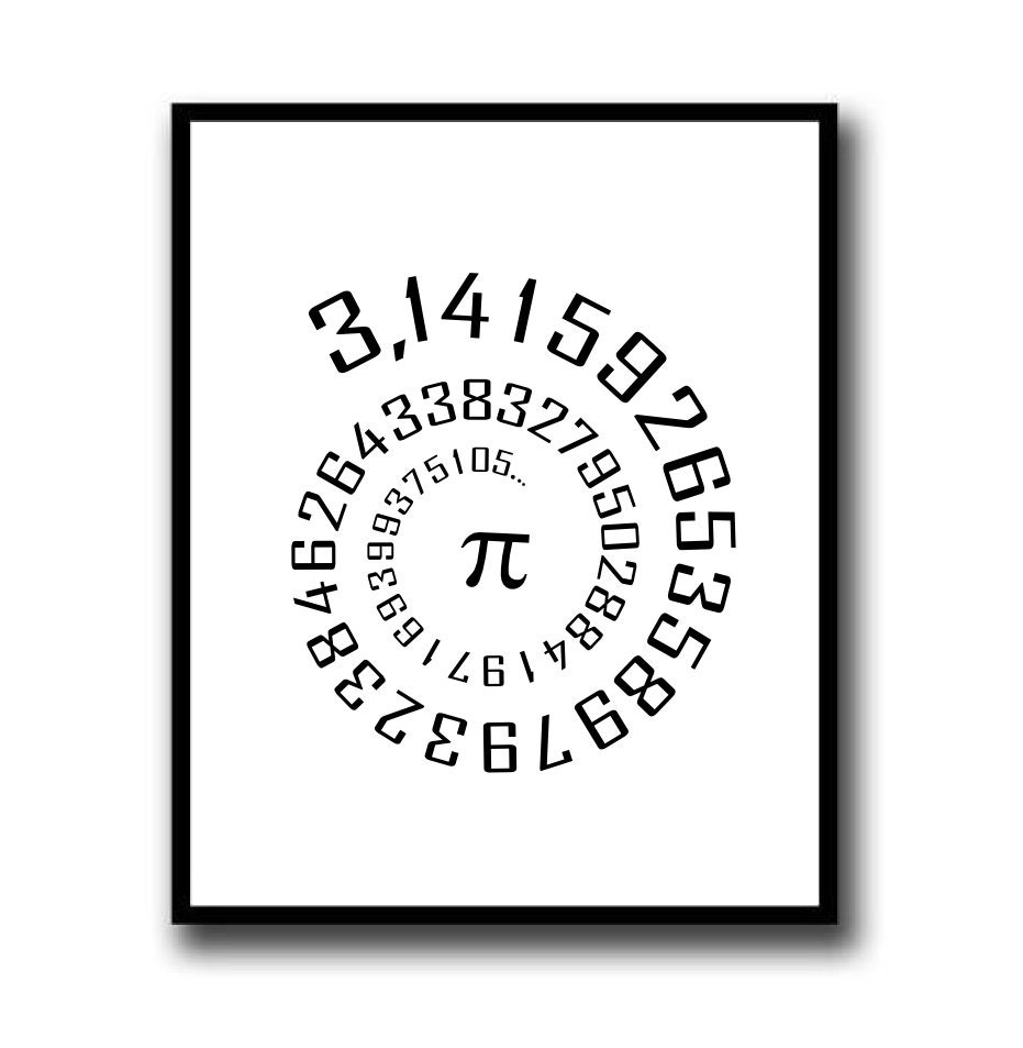 photograph relating to Pi Printable identified as Pi Brand, Math Printable, Math Posters, Pi, Math Trainer Present, Printable Posters, Printable Downloads, Geek, Fast Down load