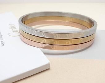 7ac2557e8cf34 Cartier bracelet gold | Etsy
