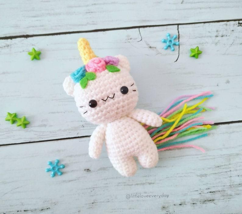 crochet cat keychain pattern - YouTube in 2020   Cat amigurumi ...   703x794