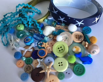 By The Sea Embellishment Kit