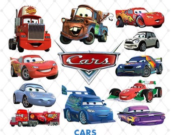 disney clip art etsy rh etsy com Disney Cars Clip Art Black and White disney cars clip art printables