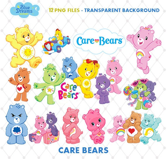 graphic relating to Printable Bears Schedule identify Treatment Bears Clipart, PNG Clip Artwork Data files, Treatment Bears Printable Photos, Electronic Down load, Sbook, Clear Heritage, Blue-005