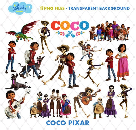 Coco Clipart Disney Movie Png Images