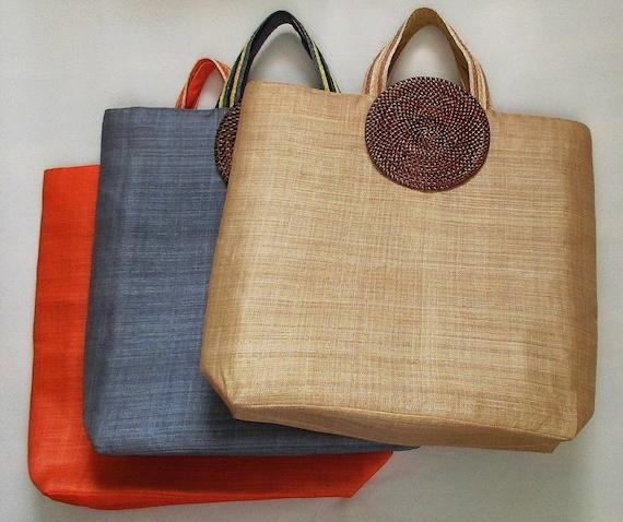Authentic Philippine Handmade Tote Bag