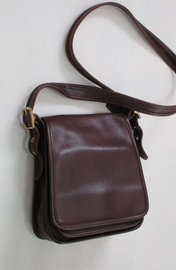Authentic Coach Cross Body Bag