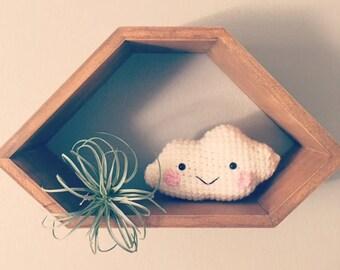 Crochet Hanging Cloud