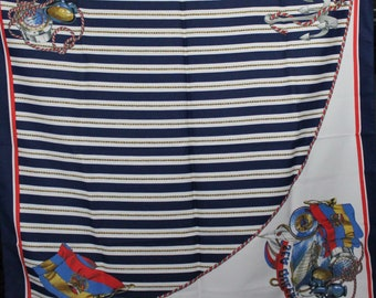 """Nautical scarf 
