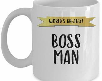 Worlds Best Boss Etsy