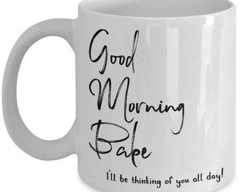 Good Morning Babe Etsy