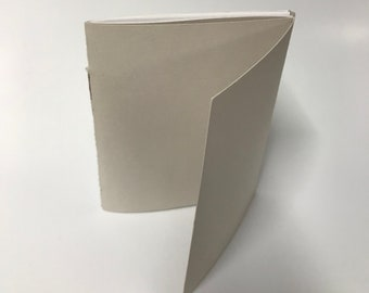 Blank Pamphlet Book