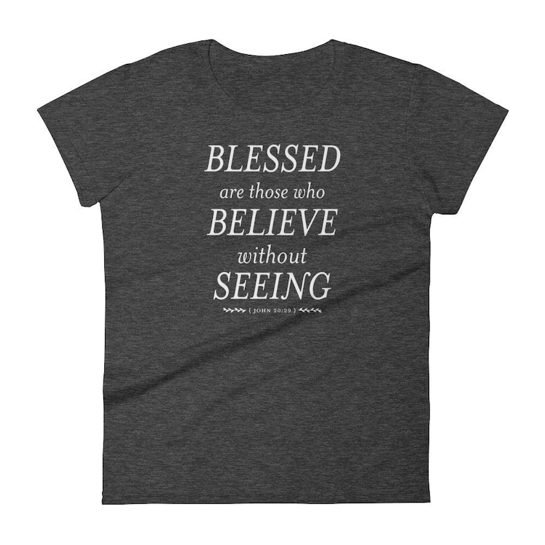 Christliche Geschenkideen /°/°Umh/ängetasche Believe