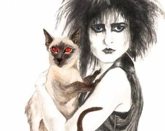 Siouxsie Cat