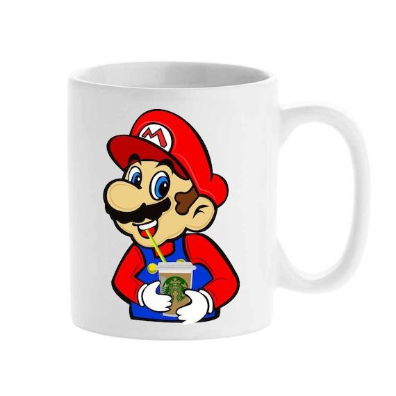 Mug Personnalisé SuperEtsy Dessinée Tasse Starbucks Bande De 7mb6IYfgyv