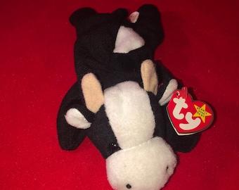 1994 Ty Beanie Baby Daisy the Cow Style 4006 05a5adf4e690