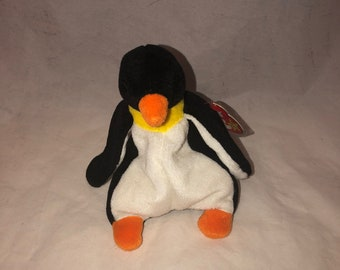 3fa623ac803 Waddle The Penguin Ty Beanie Baby Style 4075