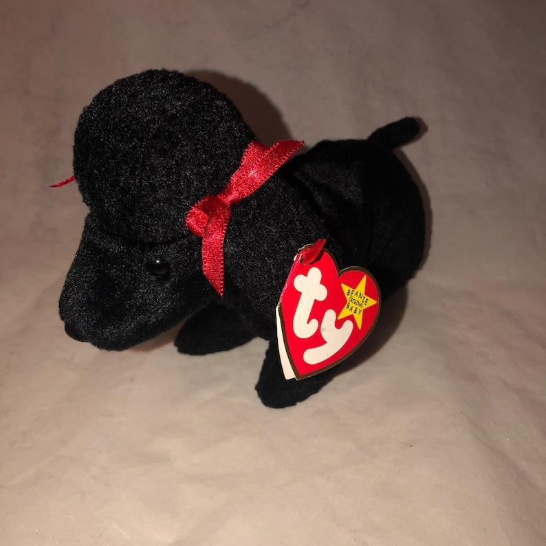 49f0f92f46f 1997 Gigi the Poodle Ty Beanie Baby