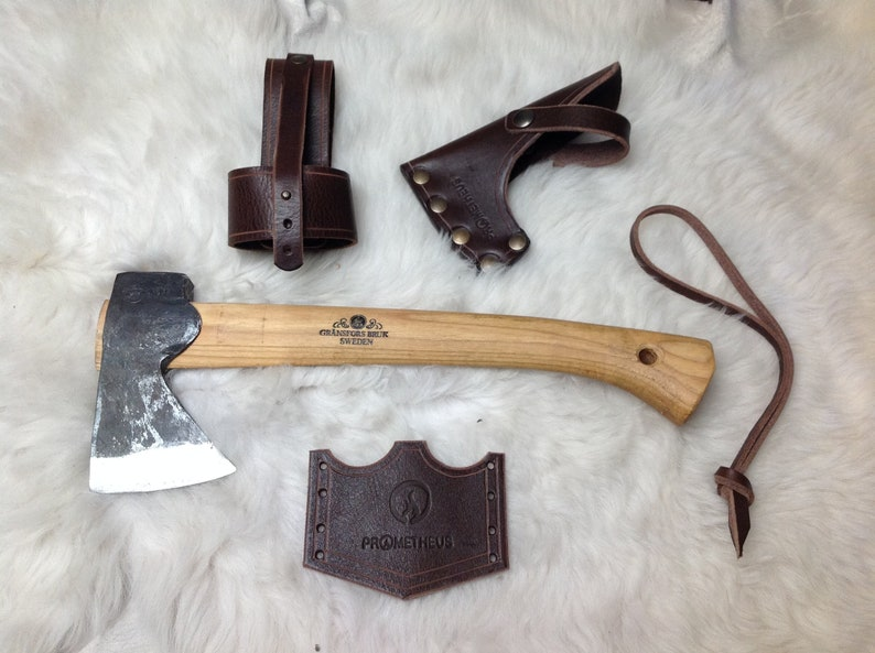 WILDLIFE by GRANSFORS BRUKS Lumberjack Kit (*Axe not included)