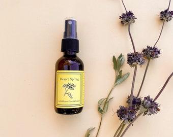 Desert Spring face + body mist / herbal perfume