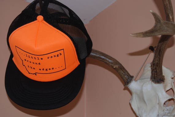 Rough MT Trucker Hat  3f30571e358b