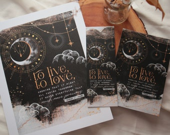 To live to love - Sarah J. Maas