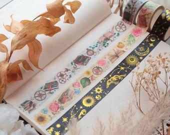 Bookish Washi Tape