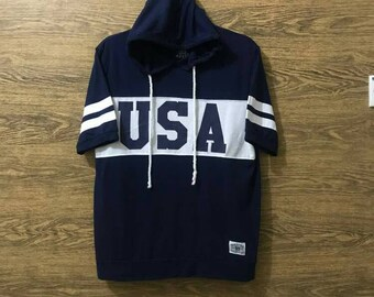 Sale Rare One 99 After hoodies/Big Print logo USA Spelling/Nice design/Size on tag Large.