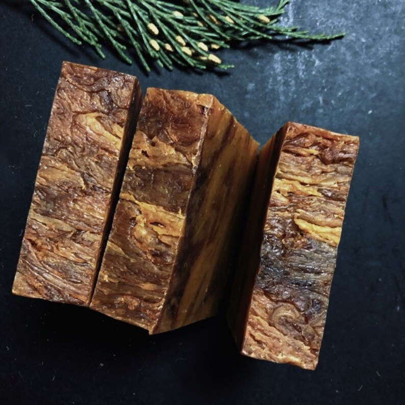 wrong way soap bar  trick r' treat blend / artisanal / image 0