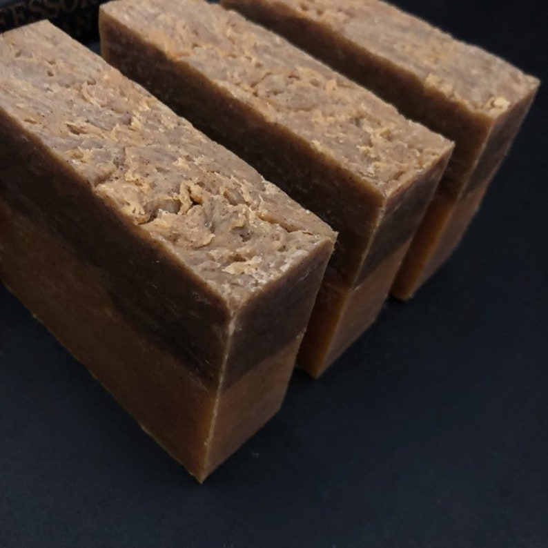 starling soap bar  silence of the lambs blend / artisanal / image 0