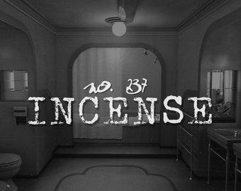 no. 237 - ritual incense / premium incense sticks / the shining blend