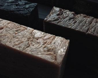 pandora's box - soap mystery gift set / artisanal / vegan / horror & macabre /