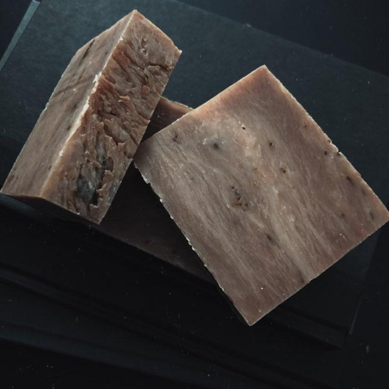 edith soap bar  crimson peak blend / artisanal / natural / image 0