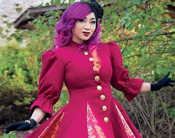 Cosplay Yaya Han by Mc Call's M7373 costume sewing pattern