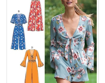 New summer 2018 Mc Call's M7756 combination sewing pattern